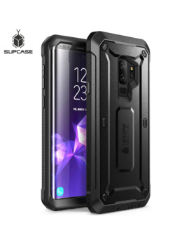 For Samsung Galaxy S9 Plus Case Supcase Ub Pro Full Body Rugged Holster Protective Case With Built In Screen Protector Cover by Ali Express.Com