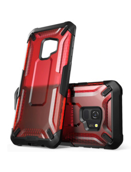 Supcase For Samsung Galaxy S9 Case Unicorn Beetle Series Premium Hybrid Tpu Bumper + Pc Clear Protective Case Back Cover For S9 by Ali Express.Com