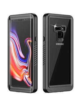 For Samsung Galaxy Note9 Waterproof Shock Dirtproof Full Body Protective Cover With Built In Screen Protector Underwater Case by Ali Express.Com
