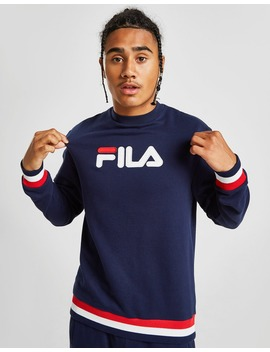 Fila Graham Crew Sweatshirt by Fila