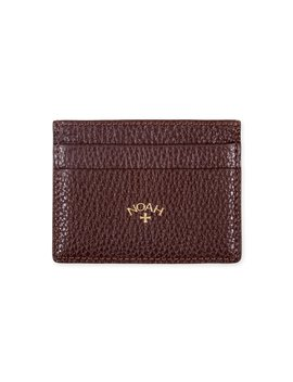 Pebbled Leather Cardholder by Noah Nyc