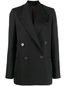 Boxy Fit Blazer by Acne Studios