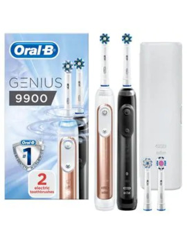 Oral B Power Handle Duo Genius 9900 by Superdrug