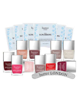 Butter London Patent Shine 10x Lacquer Kit, 10 Piece by Costco