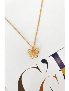 New Approach Necklace by Vergegirl