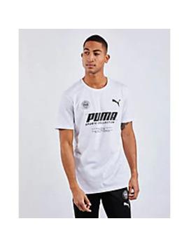 Puma Renaissance Logo   Men T Shirts by Puma