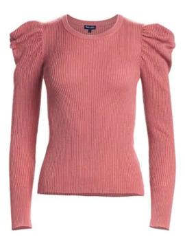 Puff Sleeve Sweater by Splendid