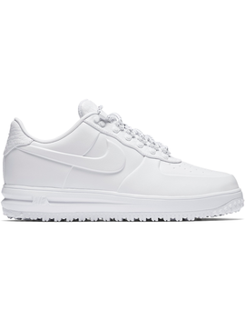 Nike Lunar Force 1 Duckboot Low Winter White by Stock X