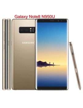 """Samsung Galaxy Note8 Note 8 N950 U Original Unlocked Lte Android Cellphone Octa Core 6.3"""" Dual 12 Mp 6 G Ram 64 G Rom Snapdragon 835 by Ali Express.Com"""