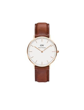 Daniel Wellington Classic Collection, St. Mawes   Rose Gold, 36mm Watch by Daniel Wellington