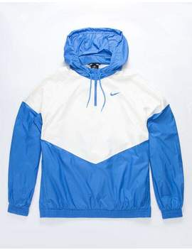 Nike Sb Shield Blue & White Mens Jacket by Nike Sb