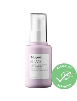 B. Well Organic + Cold Pressed 100% Castor Oil by Briogeo