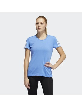 Run It T Shirt by Adidas
