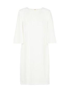 Cape Crepe Dress by Lauren Ralph Lauren
