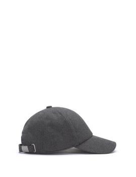 Charcoal Baseball Cap by Mint Velvet