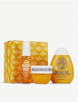Bum Bum Carnival Getaway Skincare Set by Sol De Janeiro