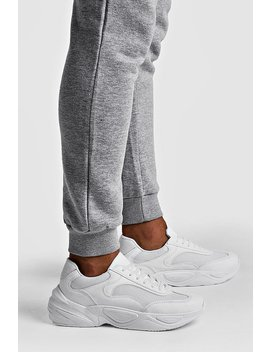 Extended Sole Chunky Sneaker by Boohoo