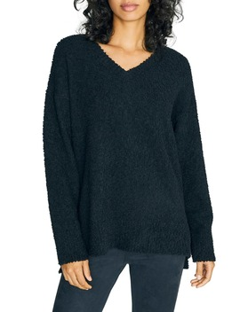 V Neck Teddy Sweater by Sanctuary