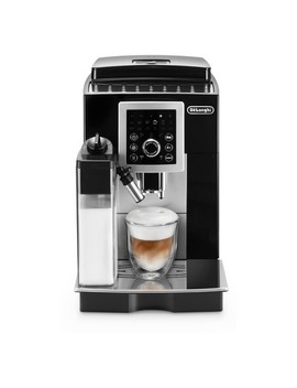 De'longhi Smart Cappuccino Fully Automatic Coffee/Espresso Machine   Black Ecam23260 Sb by De Longhi