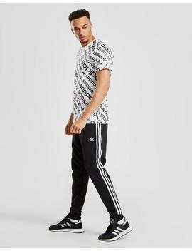 Adidas Originals Superstar Cuffed Track Pants by Jd Sports