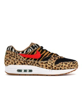 Air Max 1 Atmos Animal Pack 2.0 (2018 All Black Box) by Stock X