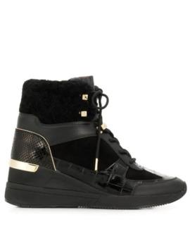 Sneakers Alte Con Zeppa by Michael Michael Kors