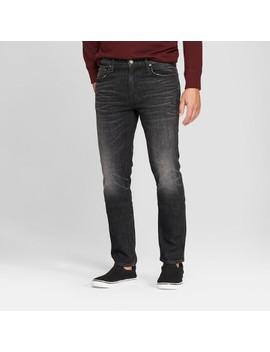 Men's Slim Fit Jeans   Goodfellow & Co™ Black by Goodfellow & Co