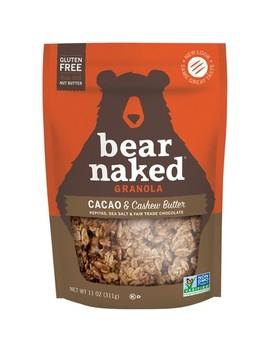 Bear Naked Cacao & Cashew Butter Soft Baked Granola   11oz by Bear Naked