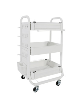 White Gramercy Cart By Recollections™ by Recollections