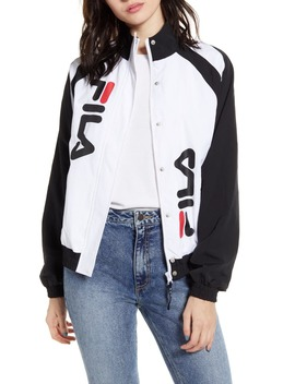 Alecia Windbreaker Jacket by Fila