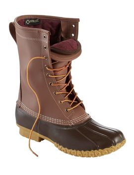 """Men's L.L.Bean Boots, 10"""" Gore Tex/Thinsulate by L.L.Bean"""