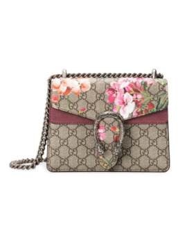 Dionysus Gg Blooms Mini Tas by Gucci