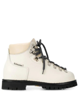 Hiking Boots by Proenza Schouler