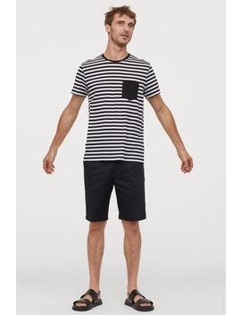 Тениска с десен by H&M