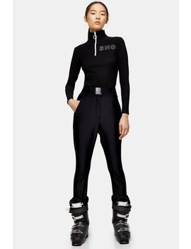 **Black Skinny Ski Trousers By Topshop Sno by Topshop
