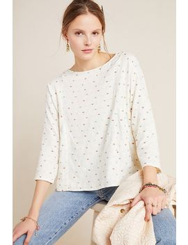 Dottie Embroidered Blouse by Maeve
