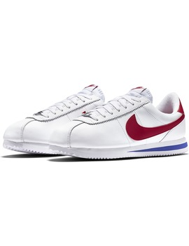 Cortez Basic Leather Sneaker by Nike