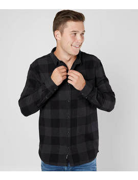 Motherfly Flannel Shirt by Quiksilver