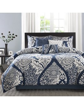 Milltown Reversible Comforter Set by Three Posts