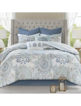 Kinsley Reversible Comforter Set by Charlton Home