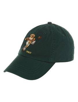 Rugby Bear Sports Cap by Polo Ralph Lauren