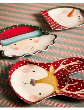Prato De Natal Rena CrianÇas   Natal by Zara Home