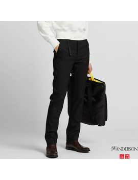 Jw Anderson Straight Pants by Uniqlo