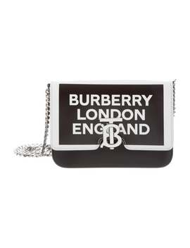 Small Logo Tb Bag W/ Tags by Burberry