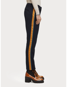Figurbetonte Stretch Hose by Scotch&Soda