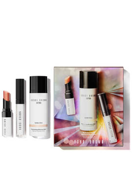 Bobbi Brown Hydrate & Glow Skincare Essentials 30ml (Worth £84) by Bobbi Brown