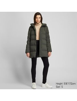 Women Seamless Down Short Coat (30) by Uniqlo
