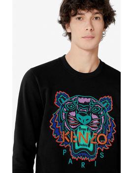 'holiday Capsule' Tiger Sweatshirt by Kenzo