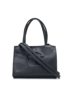 Embossed Logo Mini Tote Bag by Telfar