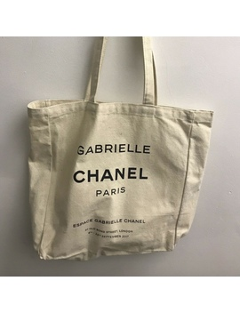 Chanel Tote Bag From The Gabrielle Event At The Bond by Depop